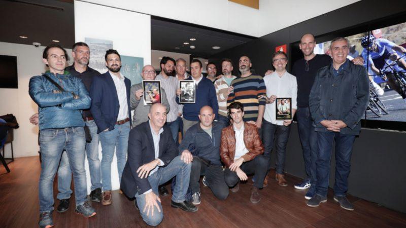 El mundo del deporte reconoce la labor de los fotógrafos con la exposición 'Málaga en el objetivo'