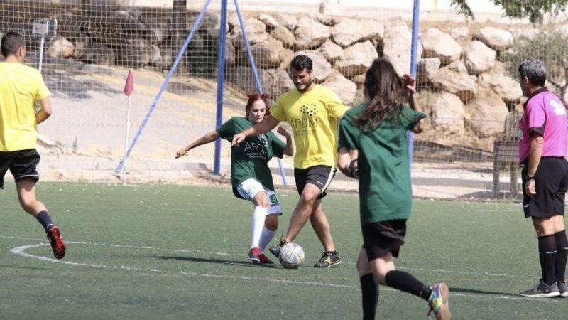La APDM celebra la I Copa de Medios de Comunicación de Málaga de fútbol 7