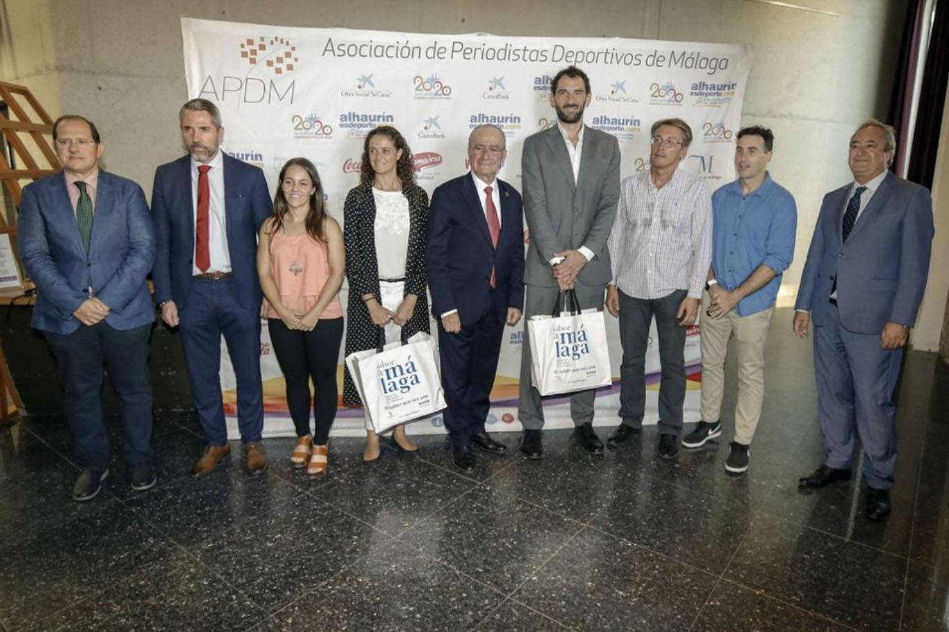 Málaga festeja con Garbajosa el título mundial