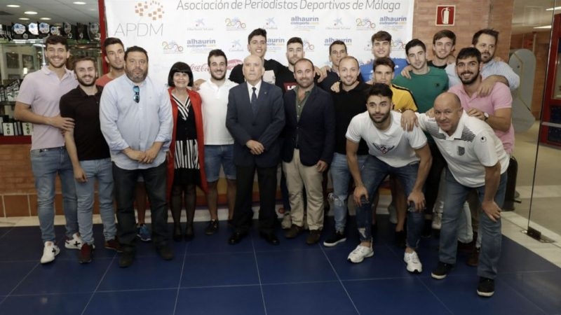 """Javier Imbroda inaugura """"Málaga en el objetivo"""" en la UMA"""