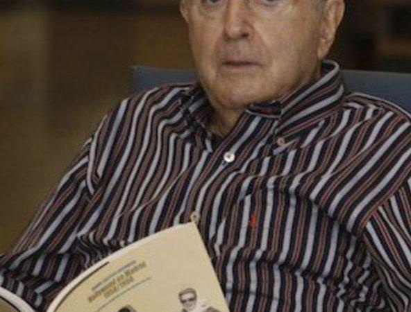 Manuel Castillo Casermeiro, socio de honor de la APDM