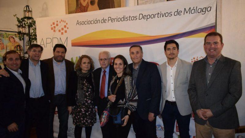 Manuel Castillo Casermeiro, homenaje a una trayectoria dedicada al cine, al deporte y a Málaga