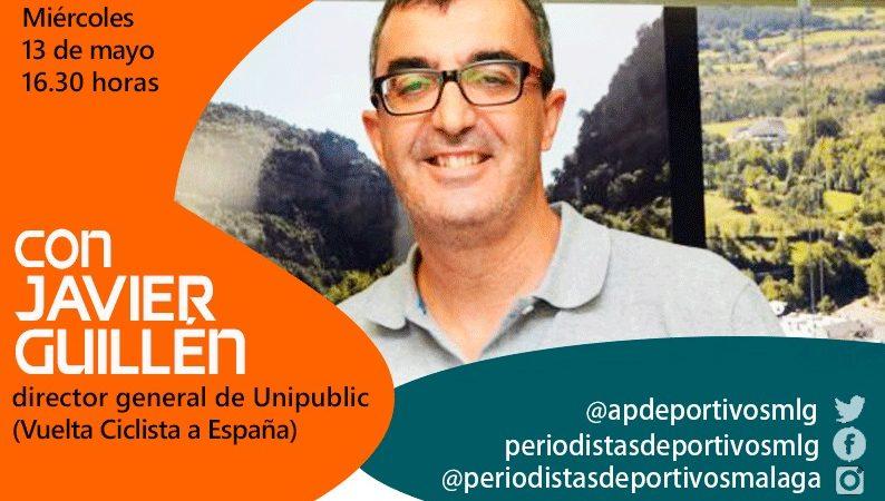 Javier Guillén, encuentros APDM.