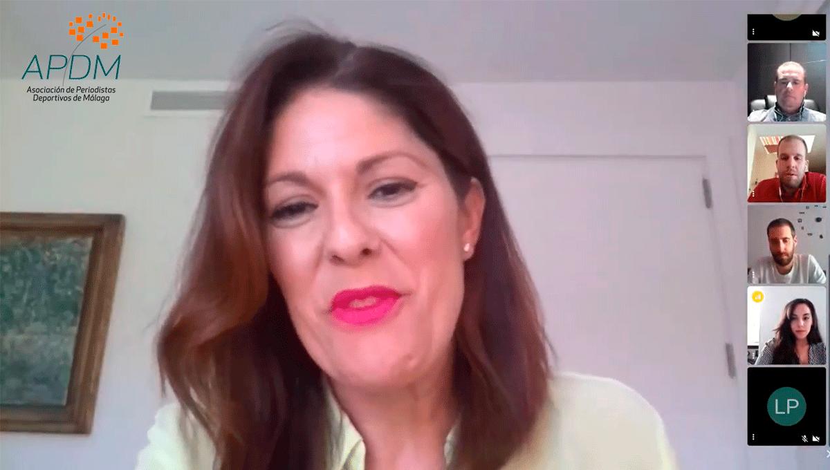 """Noelia Losada: """"Tendremos que hacer un ejercicio de flexibilidad porque no va a llover a gusto de todos"""""""