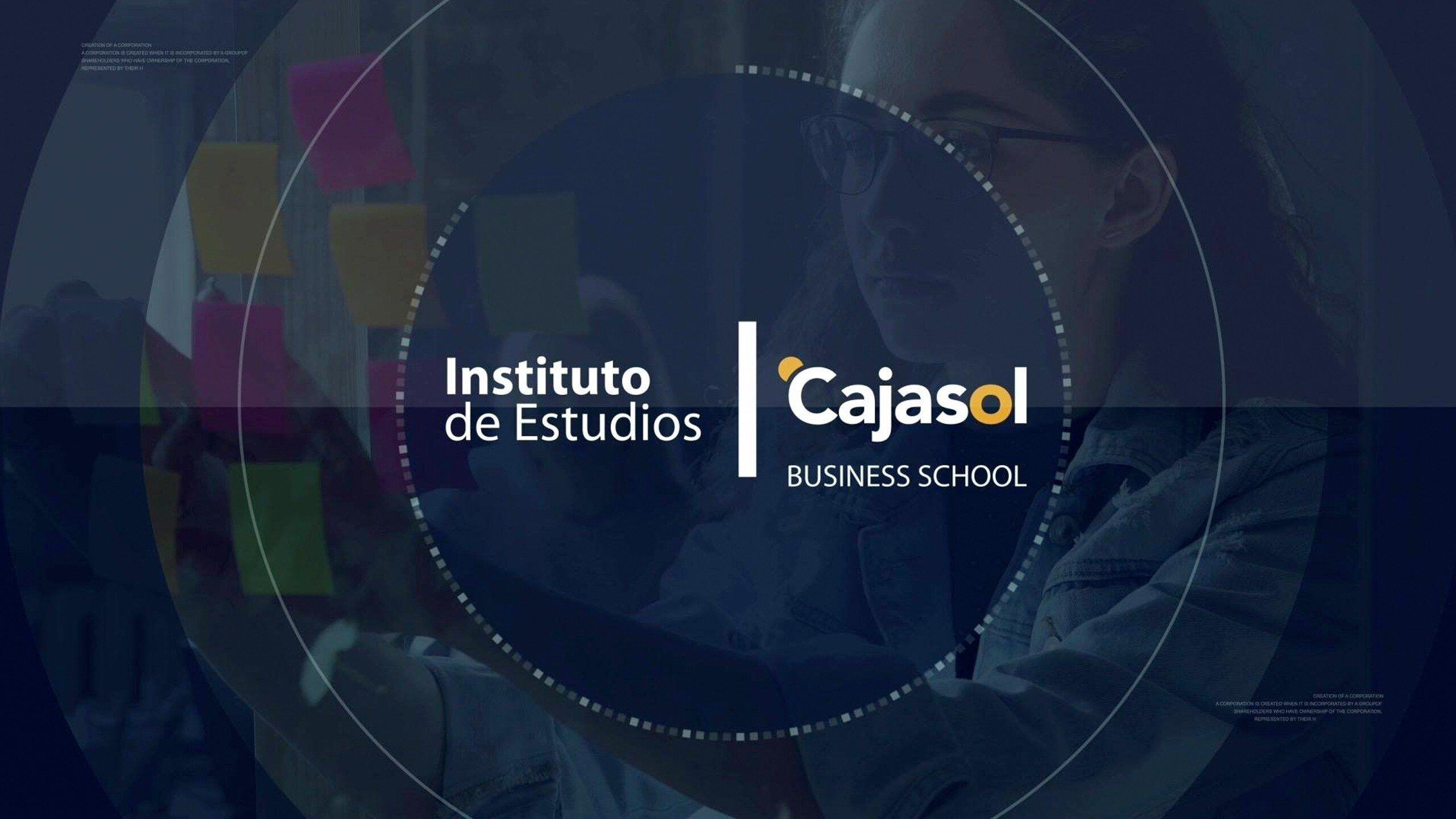 El Instituto de Estudios Cajasol acuerda con la APDM importantes descuentos en su formación para asociados e hijos