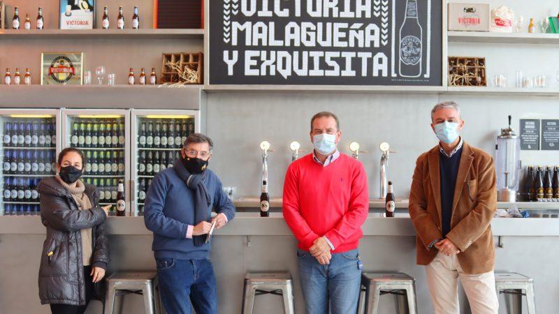 La Asociación de Periodistas Deportivos de Málaga entrega los carnés a los asociados en Málaga, Marbella y Ronda